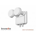 Monoblock twin LNB inverto